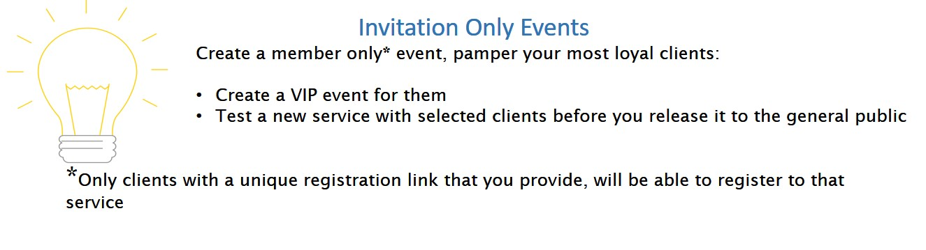 Group events vcita help center to register clients will be asked to pay 50 euros upfront and 10 minutes preparation time has to be defined for you or the relevant staff member before stopboris Image collections